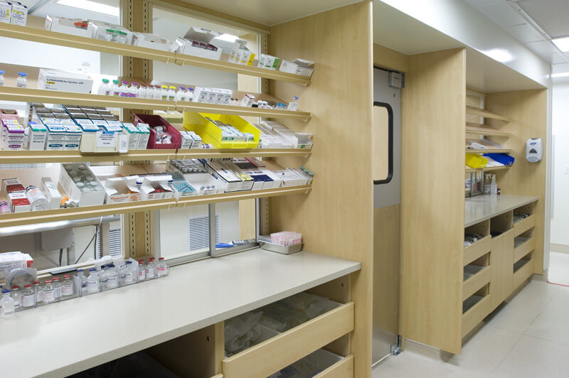 Pharmacy_Casework