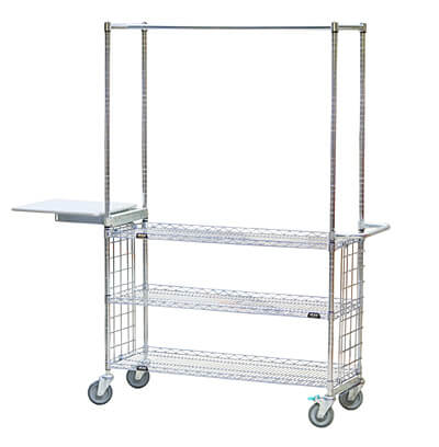 Mobile Wire Carts
